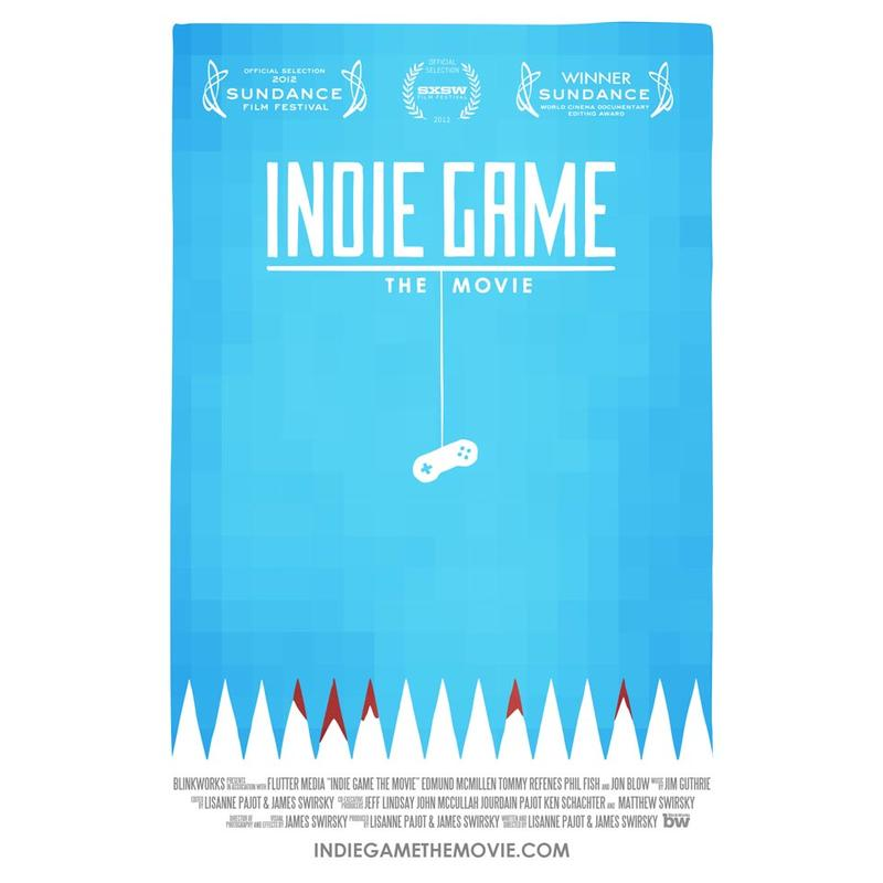 GG2013 - Indie Game the Movie - Product - Hero