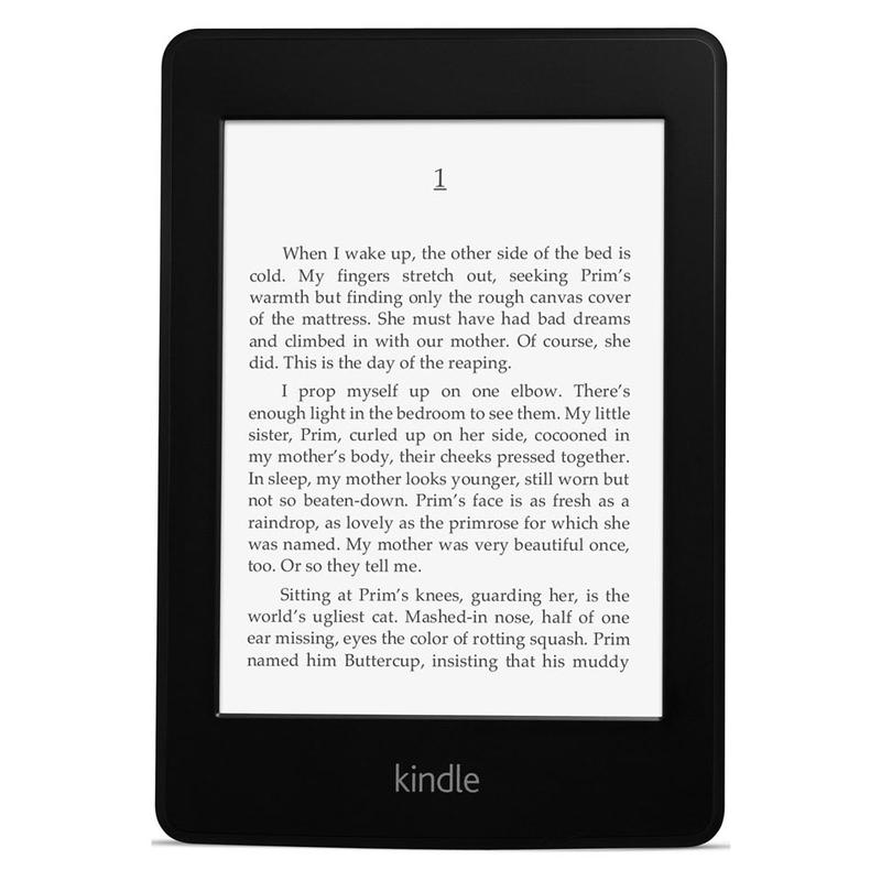 GG2013 - Kindle Paperwhite - Product - Hero