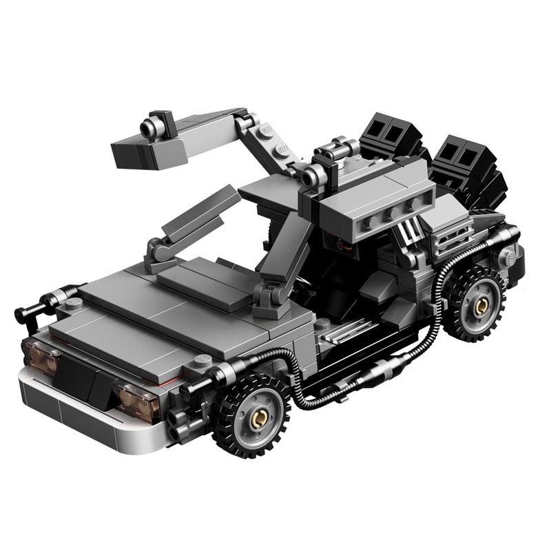GG2013 - Lego - Back to the Future - Product - Hero