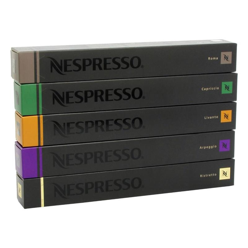 GG2013 - Nespresso - Product - Hero