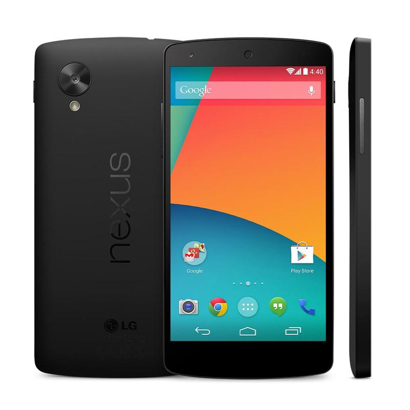 GG2013 - Nexus 5 - Product - Hero