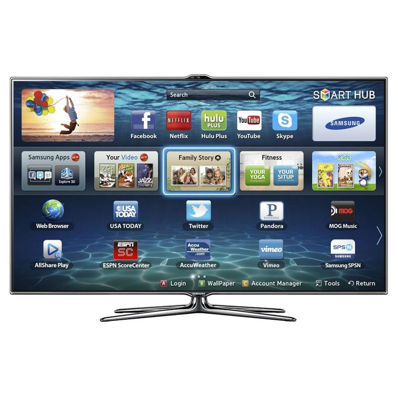 GG2013 - Samsung UN60ES7500 TV - Product - Hero