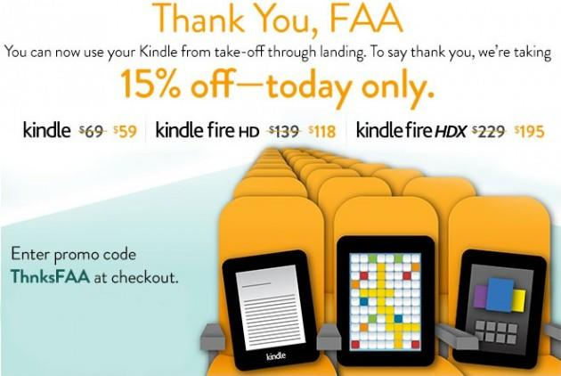 Kindle One Day Sale