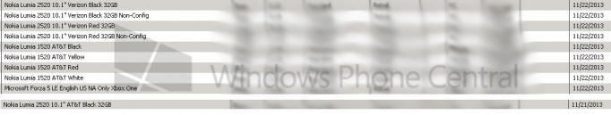 lumia 1520 2520 release date delayed copy