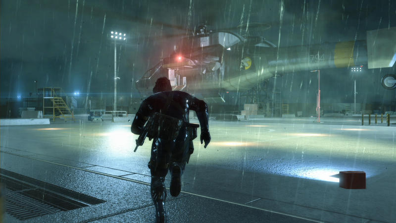 Metal Gear Solid V - Ground Zeroes - 1