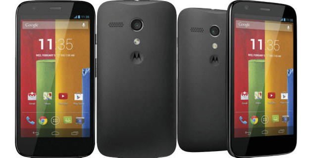 moto g leaked photo