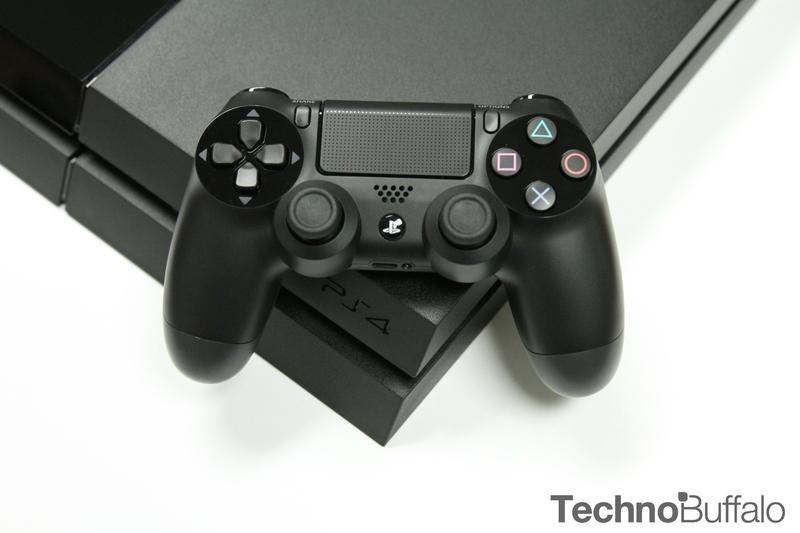 PlayStation 4, Console, Controller