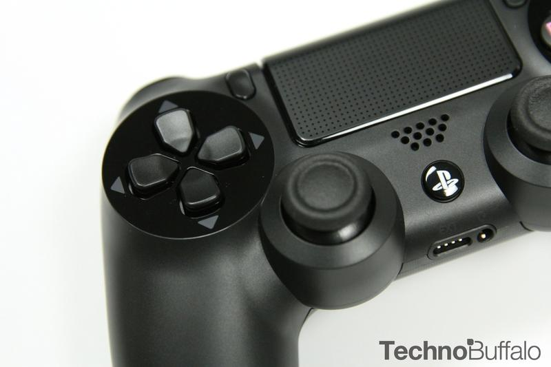 PlayStation 4, Controller, D-Pad