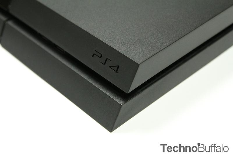 PlayStation 4, PS4 logo