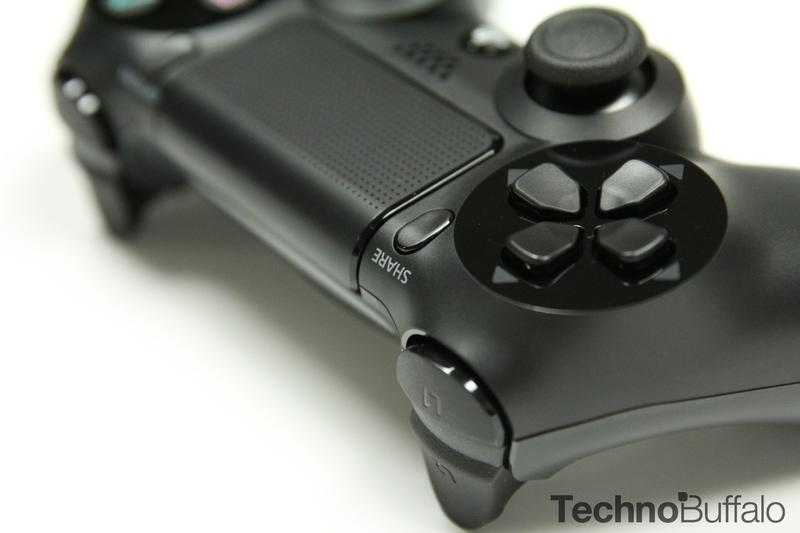 PlayStation 4, Share Button, Angle