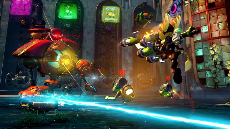 Ratchet and Clank - Into the Nexus - Review - Hero - 002