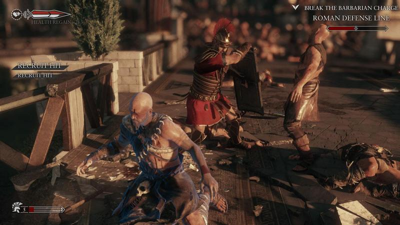 Ryse - Son of Rome - 3