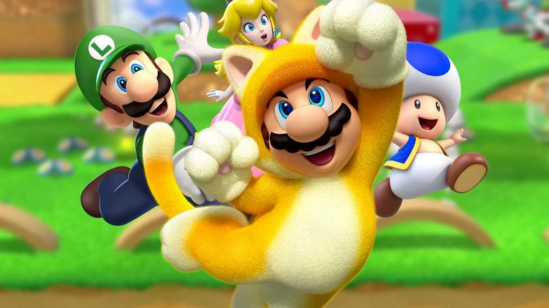 Super Mario 3D World - Review - Featured Hero
