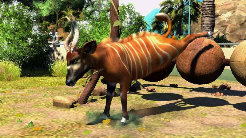 Zoo Tycoon review: Why Do I Love This!? | TechnoBuffalo