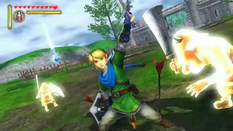 Nintendo Direct 2013 - Zelda - Hyrule Warriors - 019