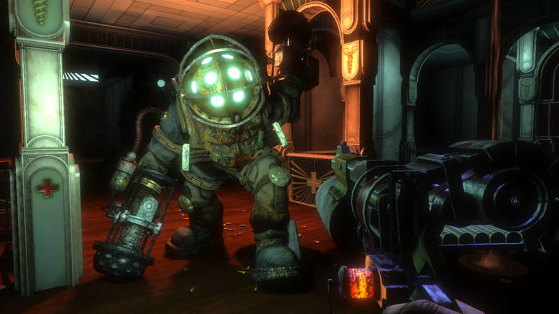 2K Games Still Committed to BioShock Series | TechnoBuffalo