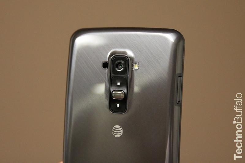 LG G Flex AT&T-Camera-Buttons