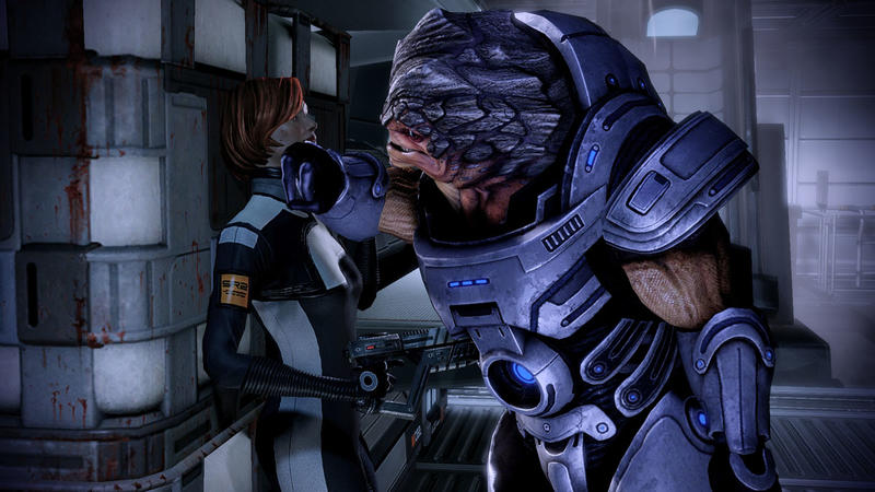 Mass Effect 2 and 3 are now backward compatible