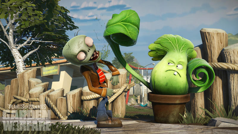 Plants vs Zombies - Garden Warfare - 3
