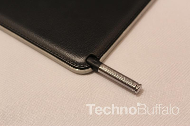 Samsung Galaxy Note Pro 12.2 - Hands On - CES 2014 - 017