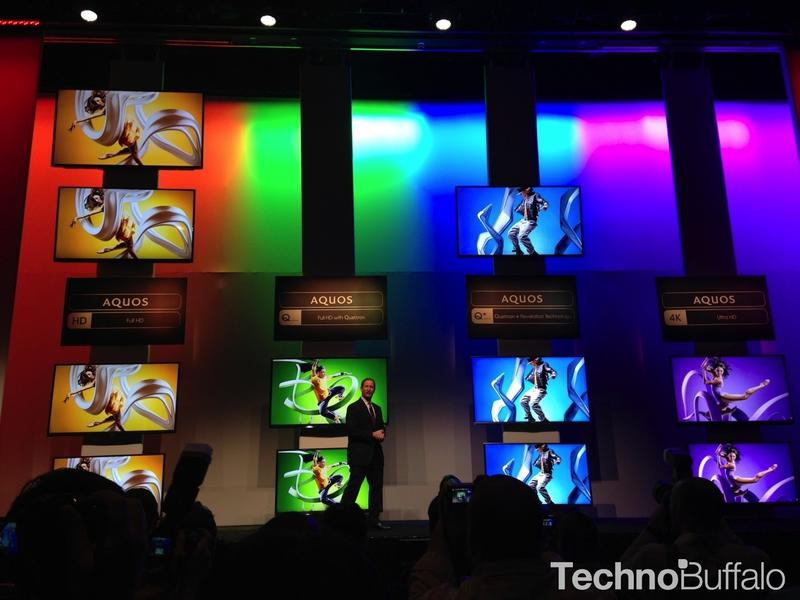 Sharp AQUOS 2014