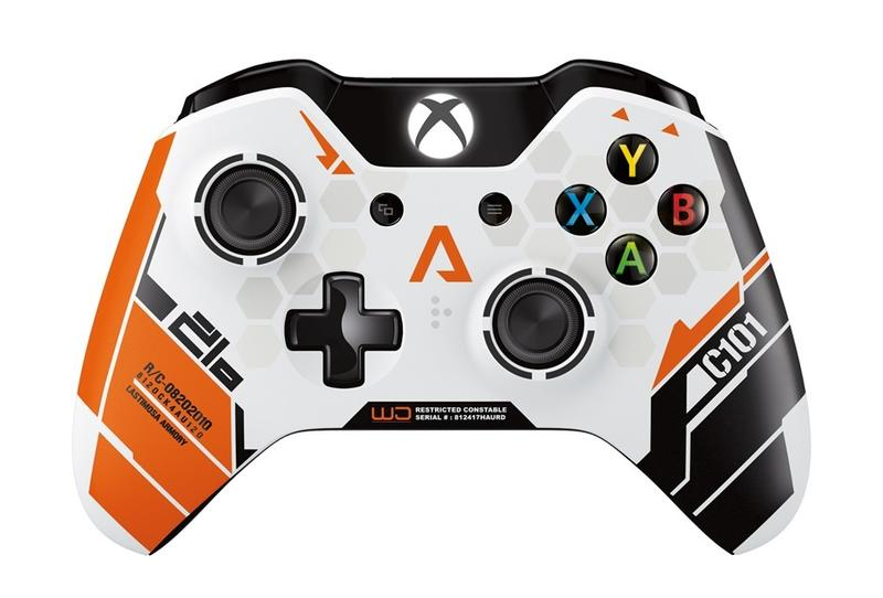 Xbox One Titanfall Controller - 1