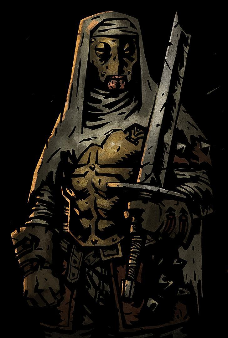 Darkest Dungeon Characters (2)