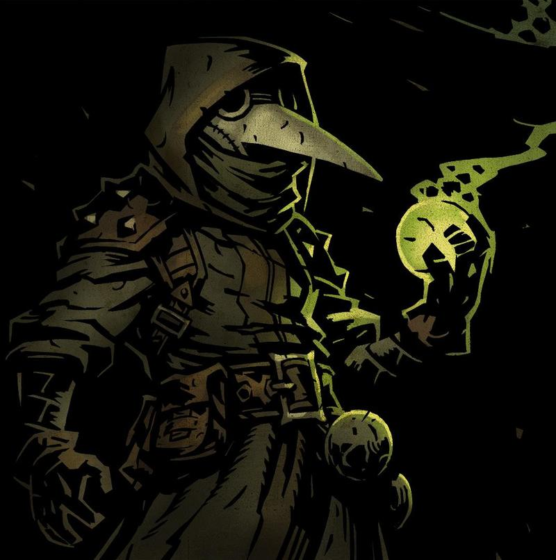 Darkest Dungeon Characters (3)
