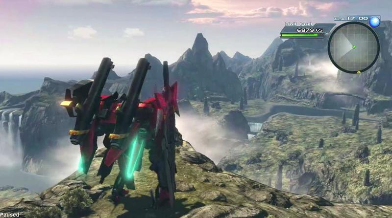 Xenoblade Chronicles Map Xenoblade Chronicles X's Map Will Be Five Times Larger Than