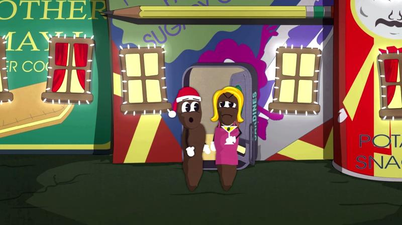 South Park - The Stick of Truth - Mr and Mrs Hankey