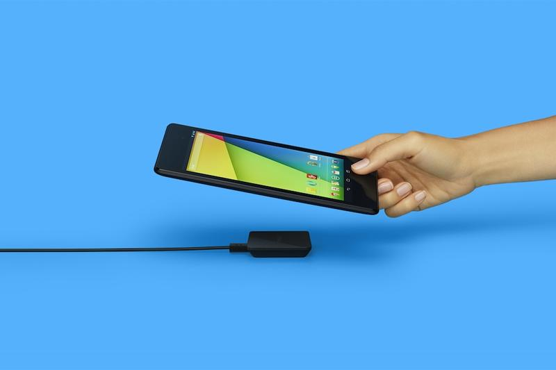 wireless charging nexus
