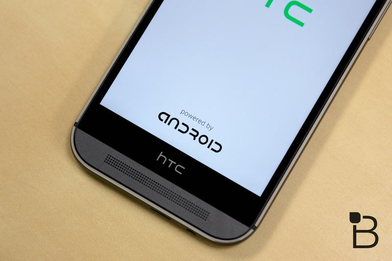 Powered By Android-HTC One