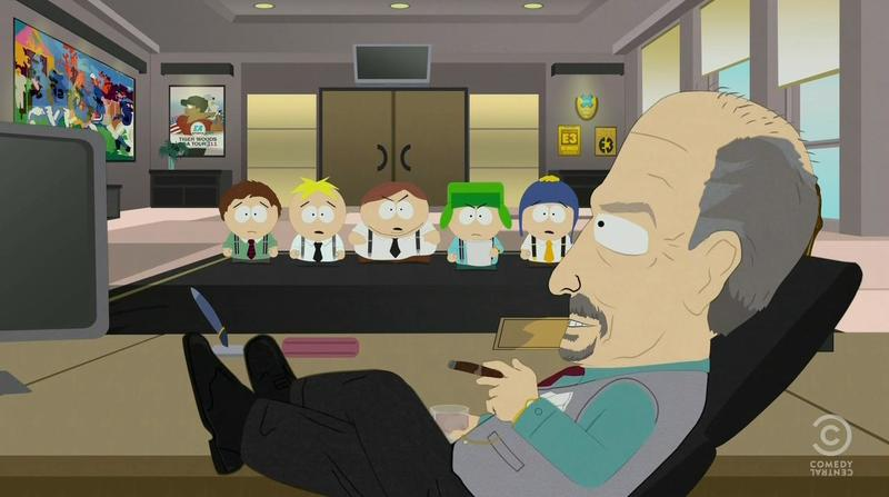 South Park Peter Moore
