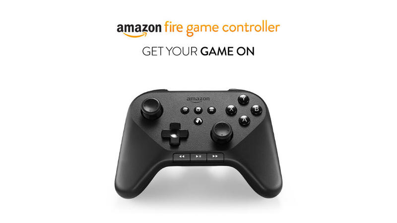 Amazon Fire Game Controller - Get Your Game On