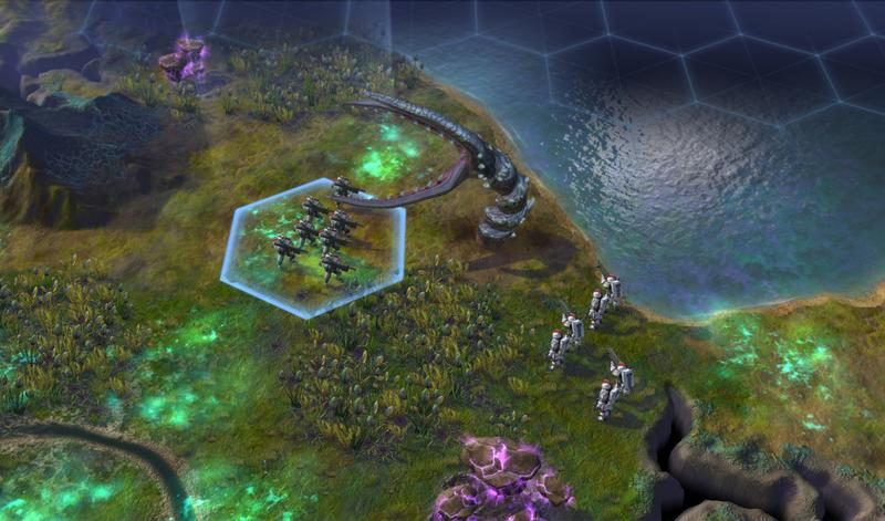 Civilization Beyond Earth (4)