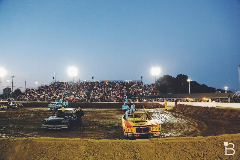 Demolition-Derby-before-the-event