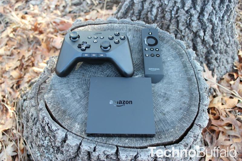 Fire TV Family in the Woods - 01