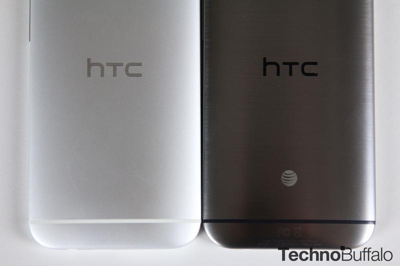 HTC One M8-Google Play Edition-Silver-15