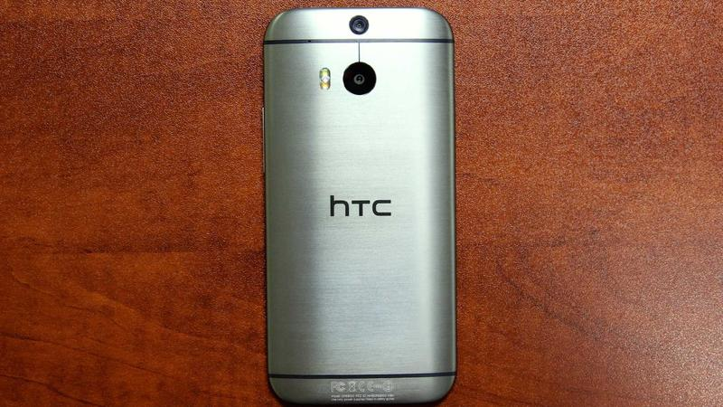 HTC One M8 - Review - Hero - 001