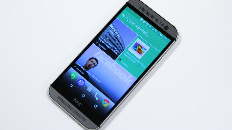 HTC One M8 - Review - Hero - 002