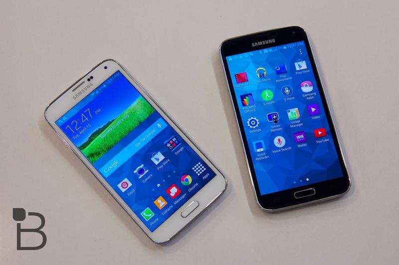 Samsung Galaxy S5 Review 15