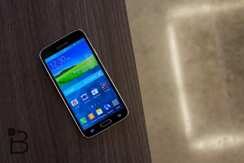 Samsung Galaxy S5 Review 2