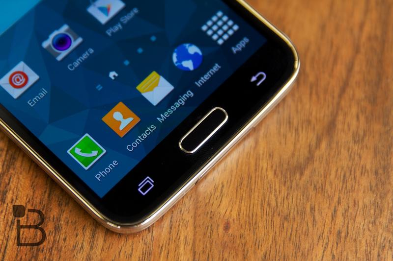 Samsung Galaxy S5 Review 4