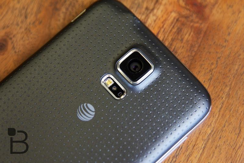 Samsung Galaxy S5 Review 5
