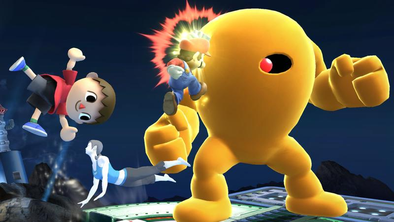 Super Smash Bros Direct Screenshots - 379