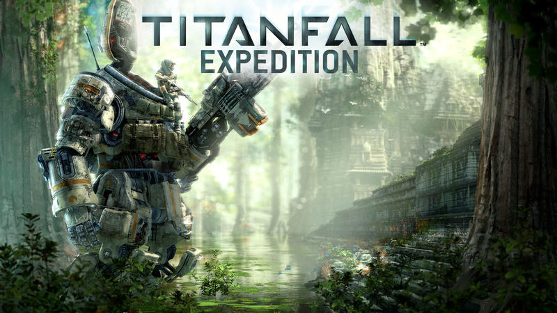 Titanfall Expedition DLC announcement