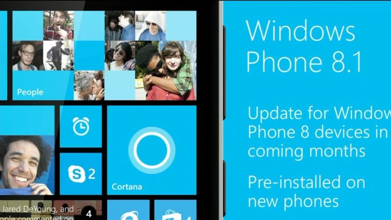 Window Phone 8.1 - Update - Available - Build 2014