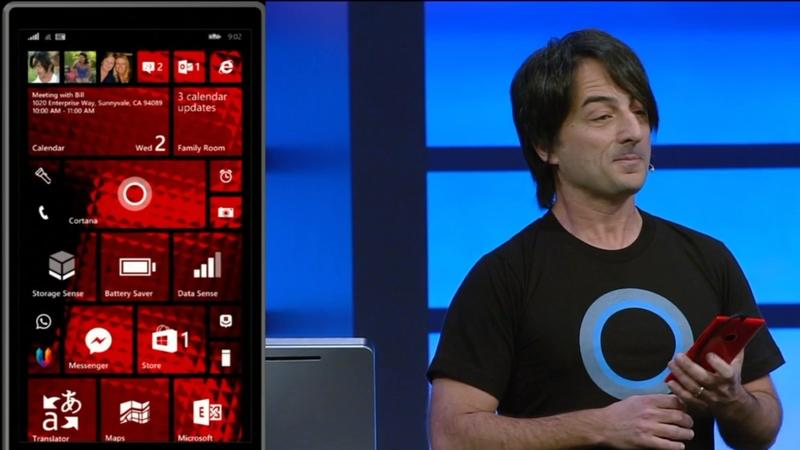 Windows Phone 8 - New UI - Custom Tiles - Bulld 2014