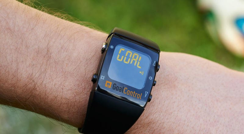GoalControl watch