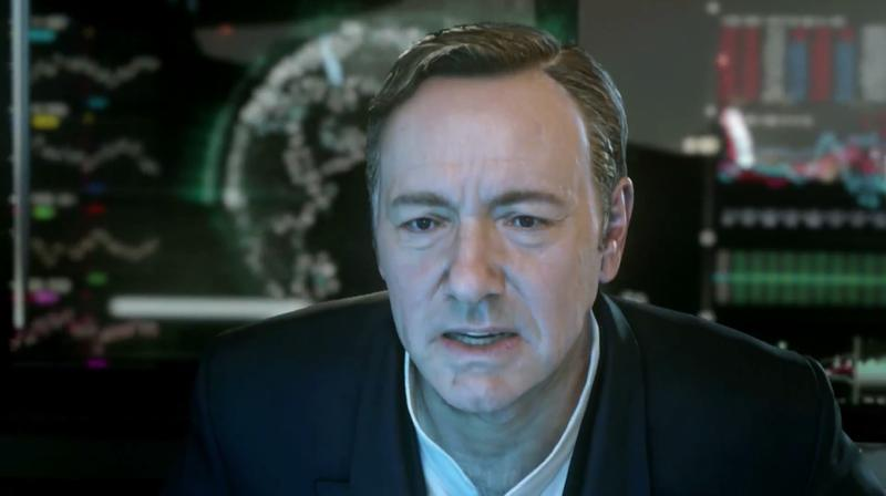 Kevin Spacey in Call of Duty - Advanced Warfare